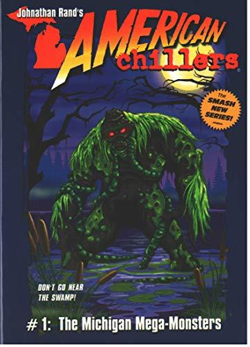 9781893699199: Michigan Mega-Monsters (American Chillers)