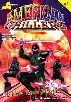 9781893699236: New York Ninjas (American Chillers)