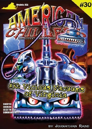 9781893699250: Vicious Vacuums of Virginia (American Chillers, #30)