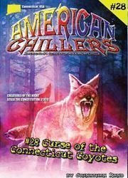 9781893699748: Curse of the Connecticut Coyotes (American Chillers, #28)