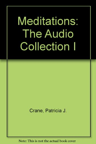 9781893705135: Meditations: The Audio Collection I
