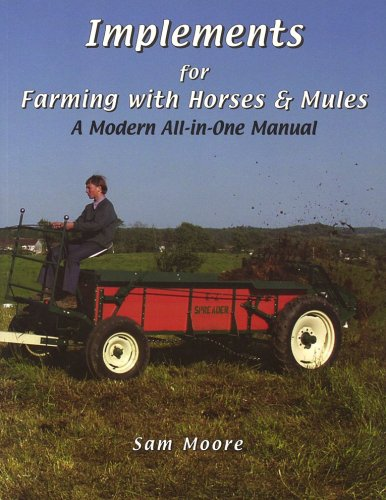 Implements for Farming With Horses & Mules: Sam Moore