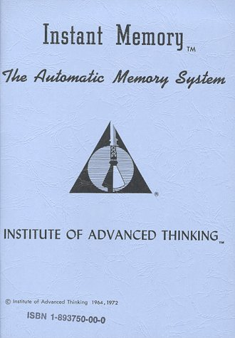 Instant Memory: Institute Of Advanced