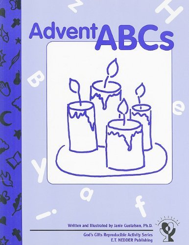 9781893757028: Advent ABCs: A Reproducible Activity Book (God's Gifts Reproducible Activity)