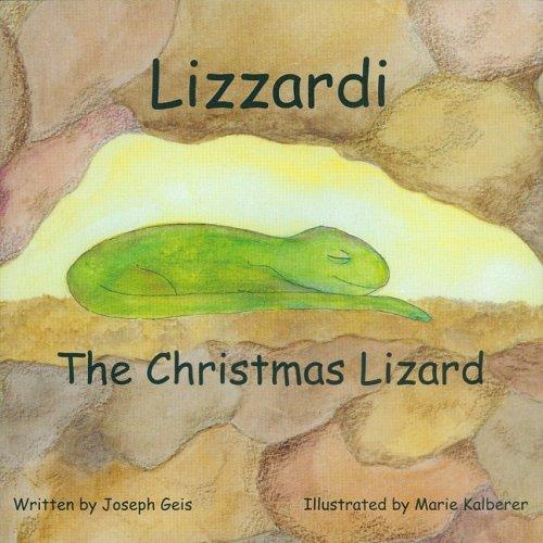 9781893757653: Lizzardi: The Christmas Lizard