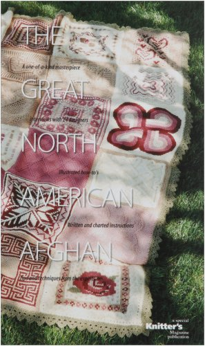 9781893762008: The Great North American Afghan: Interview with 24 Designers
