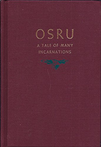 9781893766082: Osru: A tale of many incarnations : the history of a soul (The reincarnation library)