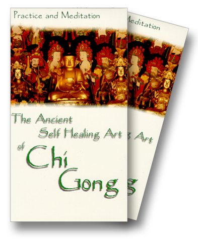 9781893792128: The Ancient Self Healing Art of Chi Gong Series [VHS]