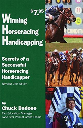 9781893793026: Winning Horseracing Handicapping: Secrets of a Successful Horseracing Handicapper