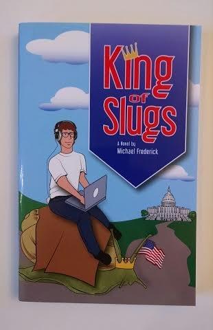 Book of Slugs: Michael Frederick