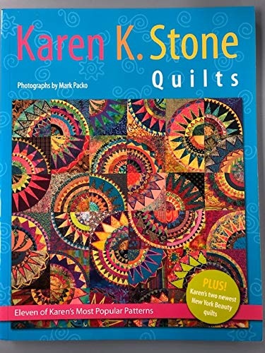 Karen K. Stone Quilts: Karen K. Stone