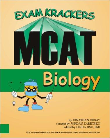 9781893858060: Examkrackers MCAT Biology
