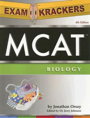 9781893858374: Examkrackers MCAT Biology
