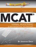 9781893858688: Verbal Reasoning & Mathematical Techniques (Examkrackers MCAT)