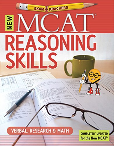9781893858718: 9th Edition Examkrackers MCAT Reasoning Skills:Verbal, Research & Math