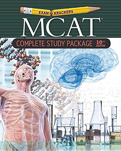 Examkrackers MCAT Complete Study Package 10th Edition: Orsay, Jonayhan