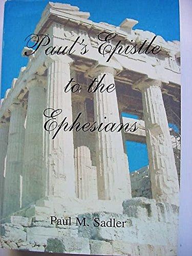 9781893874275: Paul's Epistle to the Ephesians