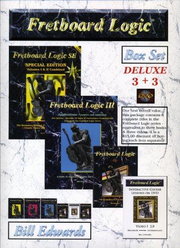 9781893884137: Fretboard Logic Box Set Deluxe 3+3