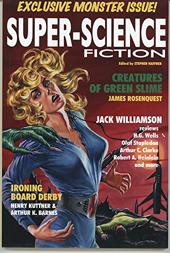 9781893887565: Super-Science Fiction Volume 4, No.1