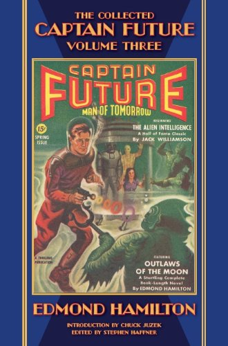 9781893887749: The Collected Captain Future, Volume Three