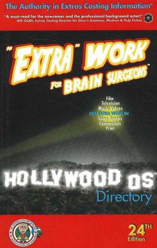 Extra Work for Brain Surgeons: A Hollywood: Angela Bertolino