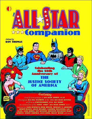 All-Star Companion Volume 1 (v. 1): Thomas, Roy; Anderson, Murphy