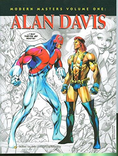 9781893905191: Modern Masters Volume 1: Alan Davis