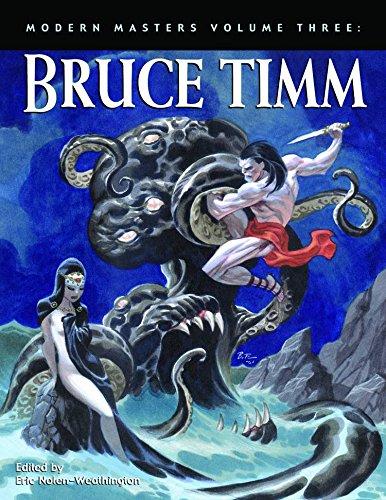 Modern Masters Volume 3: Bruce Timm (Modern Masters SC): Eric Nolen-Weathington