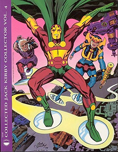 9781893905320: Collected Jack Kirby Collector Volume 4