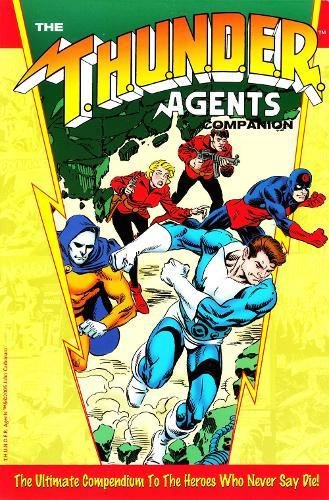 9781893905436: The Thunder Agents Companion