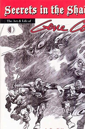 9781893905467: Secrets In The Shadows: The Art & Life Of Gene Colan