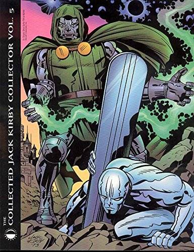 Collected Jack Kirby Collector Volume 5: Jack Kirby John Morrow
