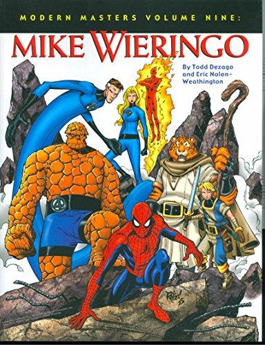 9781893905658: Modern Masters Volume 9: Mike Wieringo: Mike Wieringo v. 9