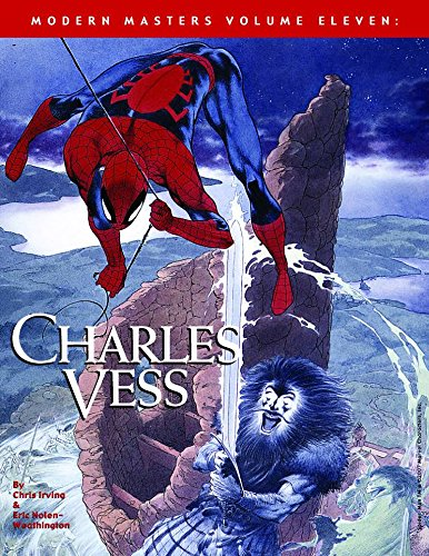 9781893905696: Modern Masters Volume 11: Charles Vess (Modern Masters (TwoMorrows Publishing))