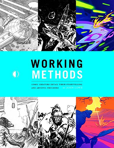 9781893905733: Working Methods: Comic Creators Detail Their Storytelling And Artistic Processes