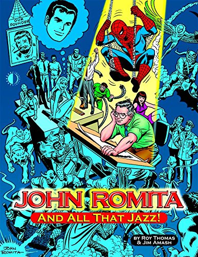 9781893905757: John Romita, And All That Jazz (softcover)