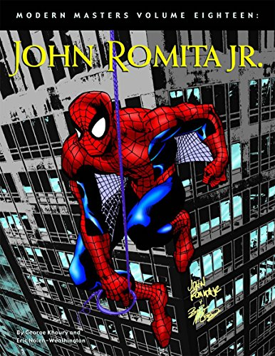 9781893905955: Modern Masters Volume 18: John Romita Jr. (Modern Masters (TwoMorrows Publishing))