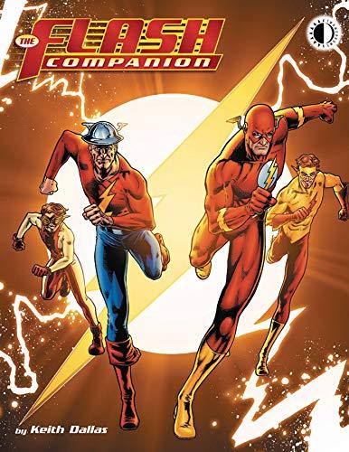 The Flash Companion (1893905985) by Keith Dallas