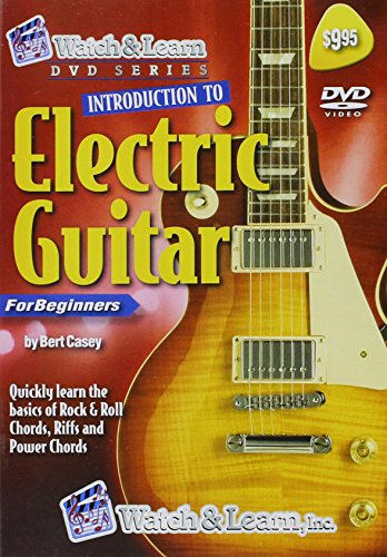 9781893907140: Intro to Electric Guitar DVD