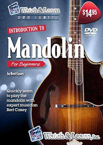 Introduction to Mandolin DVD: Bert Casey
