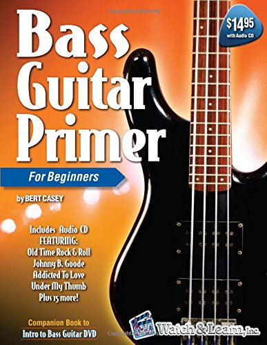 9781893907270: Bass Guitar Primer for Beginners