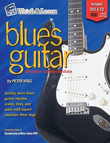 9781893907294: Blues Guitar