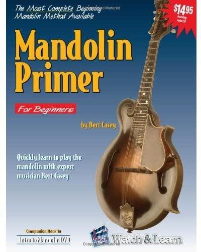 9781893907331: Mandolin Primer (Book & audio CD)