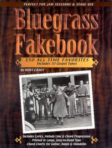 9781893907492: Bluegrass Fakebook: 150 All-Time Favorites, Seventh Edition