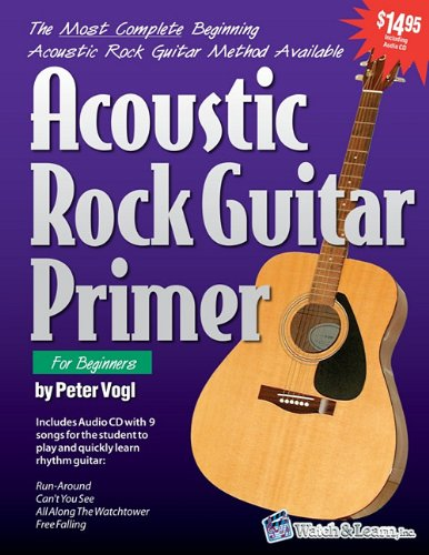 9781893907607: Acoustic Rock Guitar Primer [With CD (Audio)]