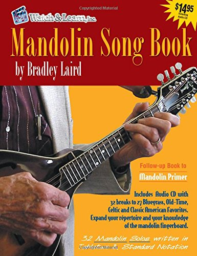 9781893907683: Mandolin Song Book with Audio CD