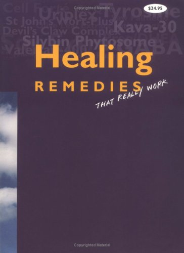 Healing Remedies That Really Work: Steinman, David