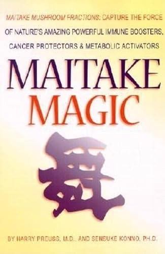 Maitake Magic: Konno, Sensuke