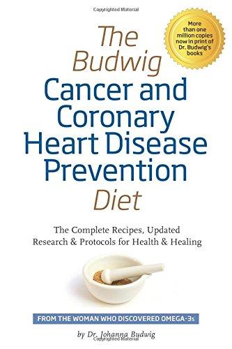 The Budwig Cancer & Coronary Heart Disease: Dr. Johanna Budwig