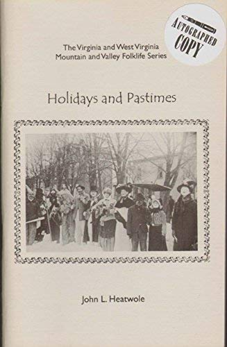 9781893934061: HOLIDAYS AND PASTIMES